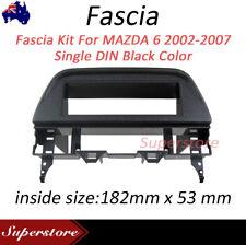 Radio Fascia Kit For MAZDA 6 2002-2007 Single DIN Stereo Interface Dash CD Trim