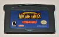 ULTIMATE ARCADE GAMES NINTENDO GAMEBOY ADVANCE SP GBA