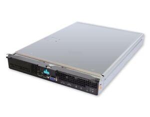 Intel Compute Module MFS5520VI 2x Xeon X5675 96GB 12x 8GB DDR3 RAM Blade MFSYS25