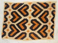 African Kuba cloth Velvet bakuba raffia Africa kv338