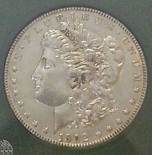 1902-O $1 Morgan Silver Dollar