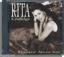 Rita Coolidge - Thinkin' About You - New 1998 11 Song Innerworks CD!
