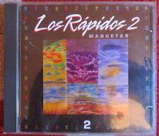 LOS RAPIDOS 2 - MAQUETAS - CD NUEVO 1995 - EL ULTIMO DE LA FILA - PERRO RECORDS