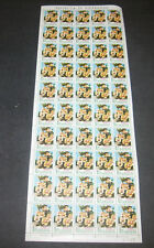 Nicaragua 1974 Wild FLowers MNH Full Complete Sheet #S364
