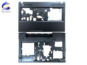 New For Lenovo IdeaPad N580 N585 Upper Case Palmrest Cover / Bottom Base Case