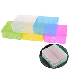 Battery case for 2x26650 battery holder protection storage box Fd