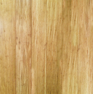 14mm Bamboo Champagne/Coffee Timber Floors Strand Wooven CLEARANCE
