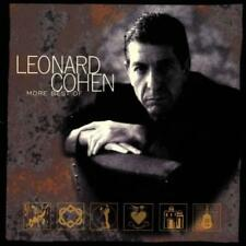 Leonard Cohen More Best Of Nieuw