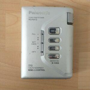 Panasonic RQ-NX10 Personal Stereo Cassette Player Walkman Spares / Repairs