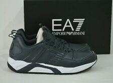 Emporio Armani EA7 7.0 Trainer Sneakers Antracite Size UK 9.5 EU 44 RRP £175