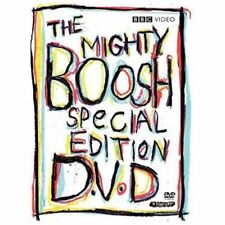 The Mighty Boosh Complete Seriies Season 1-3 1 2 3 NEW SPECIAL EDITION DVD SET