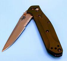 Benchmade 941S Osborne Green MCP