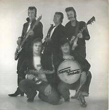 "Franny And The Fireballs - Hail, Hail Rock And Roll (7"" Single Germany 1980)"