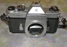 M42 Screw mount Asahi Pentax spotmatic SPII 35mm SLR Film camera body