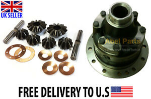 JCB PARTS - DIFFERENTIAL CASING ASSEMBLY (PART NO. 450/10900)