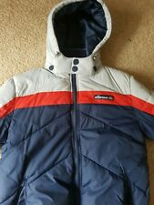 ellesse mens padded jacket coat small never worn