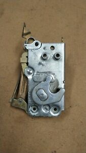 BMW E23 door lock catch front left genuine 51211885915 @Great@ 728i 745i