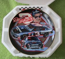 "Dale Earnhardt #3 Nascar ""Always A Champion"" Plate by The Hamilton Collection"