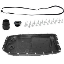 FOR BMW 745Li X5 6HP26 Auto Transmission Oil Pan w/ Gasket & Bolts Kit