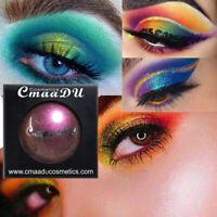 Light Changing Glitter Shimmer Metallic Eyeshadow Palette Pigment Eye Shadow