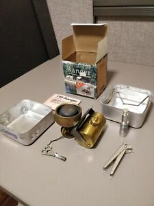 Optimus Stove 199 Ranger Camping outdoor collectable W/box all parts great shape