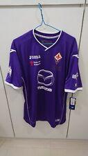 NEW Joma 2014 Fiorentina Anderson 'Coppa Italia Final' Jersey