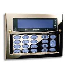 Texecom Keypad Premier Elite SMK Polished Brass DBD-0128