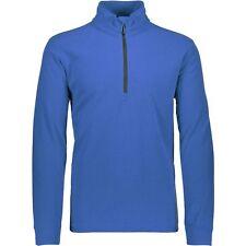CMP Fleece Pullover One Sweat Blau Breathable Warming