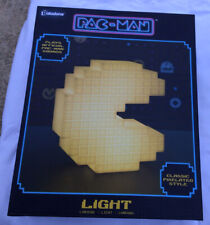 PAC MAN Paladone Veilleuse/humeur Lampe Brand New in Box