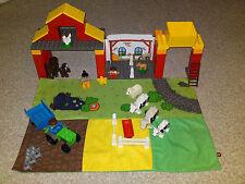Lego Duplo Ville Explore 3618 Bauernhof mit Familie Sammler Rarität