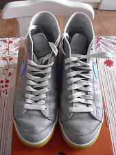 NIKE 2003 BLAZER MID ZOO YORK MID GREY ORION BLUE SIZE US 11 TOP CONDITION