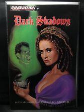 Dark Shadows #4  Innovation Comic Book  Horror  1992  Nice Copy!