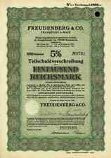Freudenberg Weinheim Bergstraße 1939 Vileda Tack Buna Simmerringe Frankfurt Main