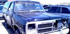 1981-1993 D150 D250 D350 DODGE RAM DRIVER LH DOOR VENT GLASS WINDOW LATCH ONLY