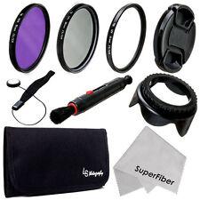 52MM Filter Kit UV CPL FLD for Nikon D7100 D5500 D5200 D3300 D3200 D3100