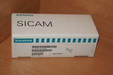 Siemens 6MD1010-0CA00 Sicam 6MD1 010-0CA00