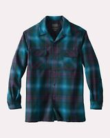 Pendleton Original Board Shirt 100% Umatilla Virgin Wool Classic Fit Multi 32094