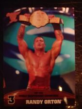 2013 Topps Best of WWE Top Ten World Heavyweight Champion #3 Randy Orton Bronze