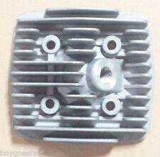 66 / 80cc Motorized bike ENGINE parts -  slant head 8mm silver