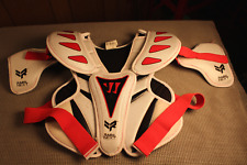 Warrior Rabil Next size Small child lacrosse chest protector  #5051