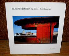 SIGNED William Eggleston Spirit of Dunkerque France 2008 US ED Color Photographs
