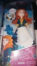 Disney Rapunzel Doll Merida Magical Barbie as Swan queen