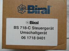 Biral  BS 718-C  Steuergerät / Umschaltgerät für Heizungspumpen