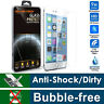 100% Shockproof Tempered Glass Film Screen Protector For iPhone 6+ 6S+ Plus 5.5