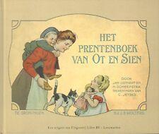 HET PRENTENBOEK VAN OT EN SIEN - Cornelis Jetses (Illustraties)