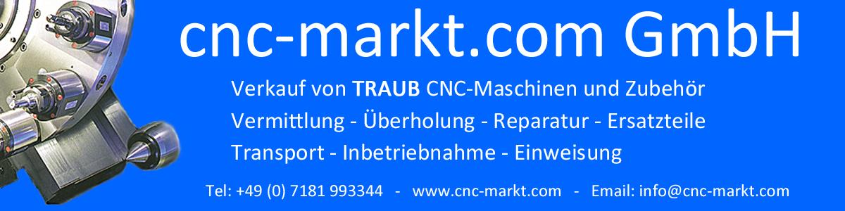 cnc-markt.com Traub CNC, Zubehör