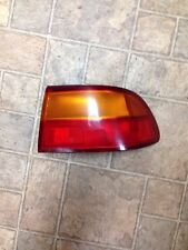 1992 1993 1994 1995 Honda Civic 4 Door Sedan And 2 Door Coupe Right Tail Light