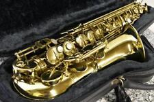 SELMER Super Action 80 SA80 SA-80 SERIE II 2 Alto Sax Saxophone Used W/Hard Case
