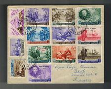 1952 San Marino Cover to Switzerland