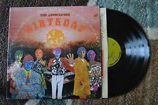 Association Birthday Psychedelic Rock Record lp NM